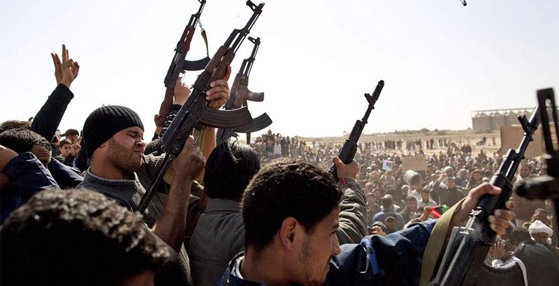 Military Tensions Rise in Libya