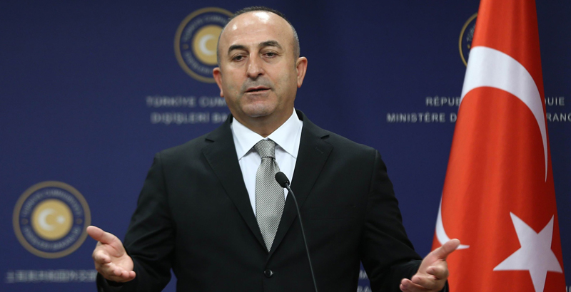Turkey Opposes Agreement between Kurds & Syrian Government