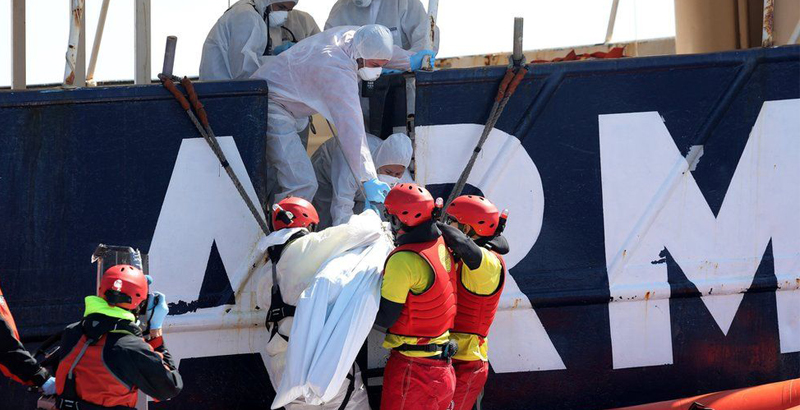 Over 200 Migrants Feared Drowned near Libyan Coast - Spanish Aid Organization