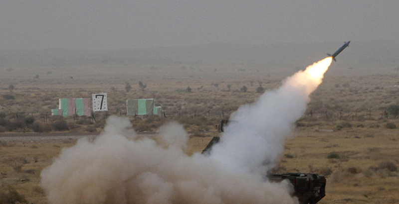 New Delhi & Jerusalem Agreed to Jointly Produce Missile Systems for India