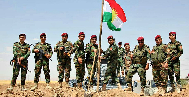 Peshmerga Is Not Going to Leave Areas Liberated in Mosul Countryside - Kurdish General