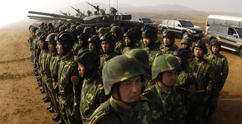 ISIS Responds 'Chinese Invasion into Afghanistan' with Threats
