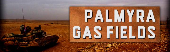 Palmyra Gas Fields