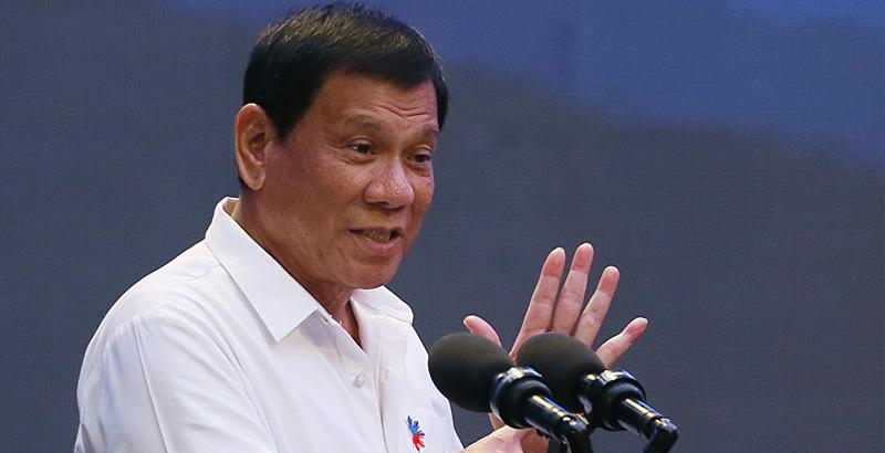 Philippines President Refuses 'Idiotic' Help of EU, Calls EU Representatives 'Sons of Bitches'