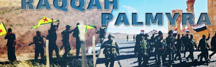 RAQQAH & PALMYRA
