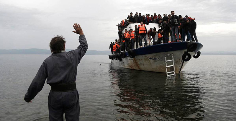 Turkey Blackmails EU Bureaucracy, Threatens to Send More Refugees to Europe