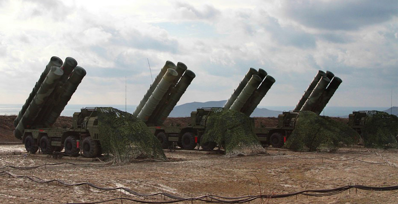 Russia Announces Supply of First Battalion of S-400 Missile Systems to China