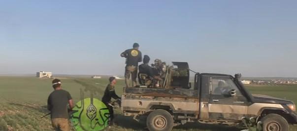 Harakat Hezbollah al-Nujaba Released Video Of Group Operations In Eastern Aleppo