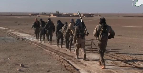 US-Backed Kurdish Forces Seized Karamah Town East Of Raqqah