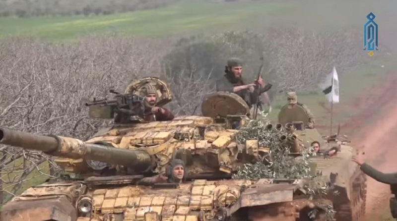 Hay'at Tahrir Al-Sham & Allies Gain More Areas From Government Forces In Hama