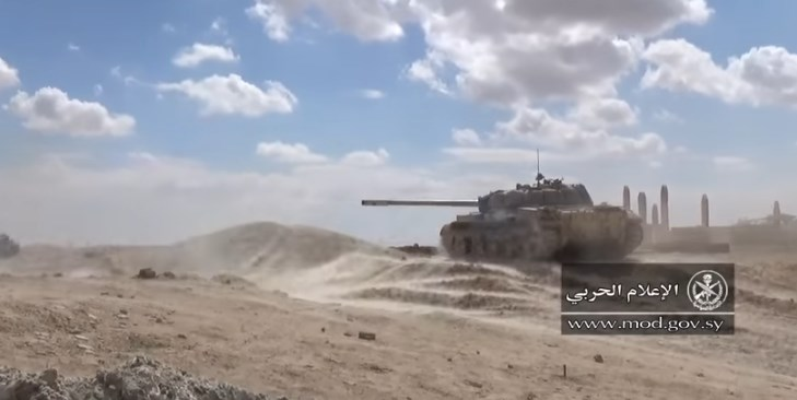 ISIS Reportedly Redeploys Forces From Deir Ezzor To Raqqah