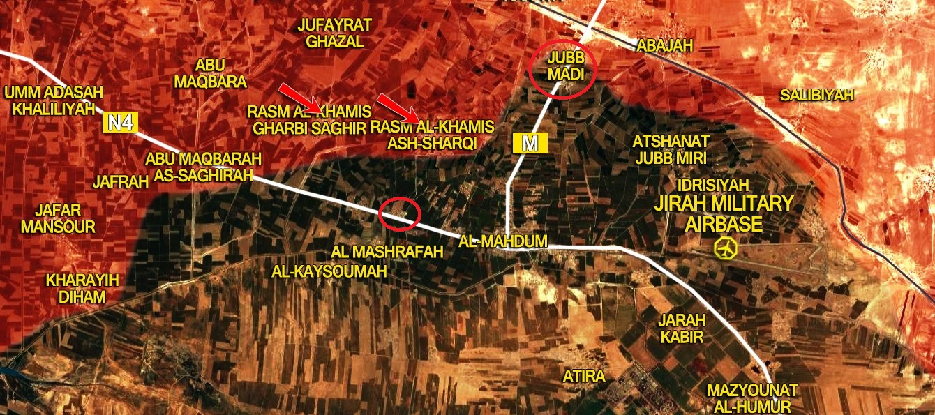 Syrian Army Liberates Two More Villages In Deir Hafer Plain
