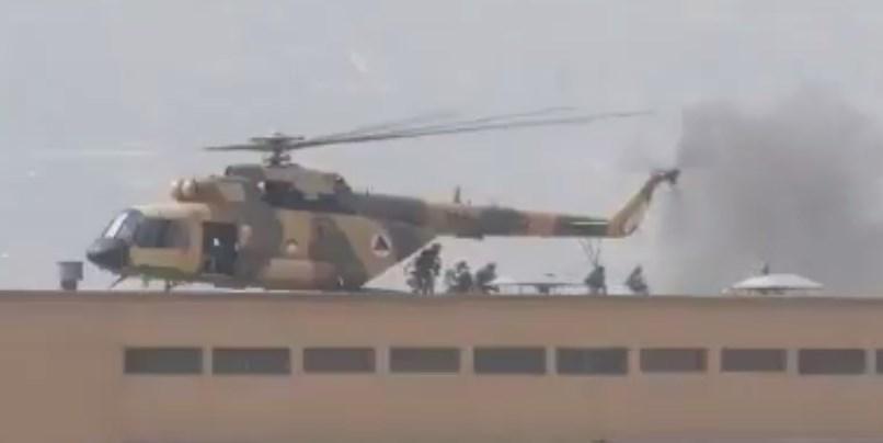 Gunmen Storm Military Hospital Near US embassy In Afganistan's Kabul