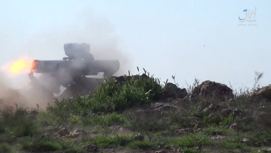 Government Forces Reopen Salamiyah-Itriyah-Aleppo Highway After Repelling ISIS Attack
