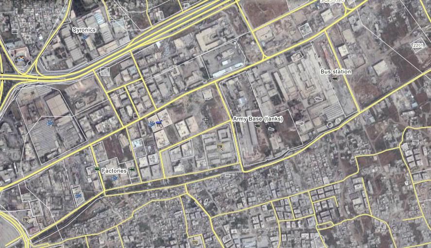 Hayat Tahrir Al-Sham And Allies Launch Another Attempt To Break Qabun Siege In Eastern Damascus