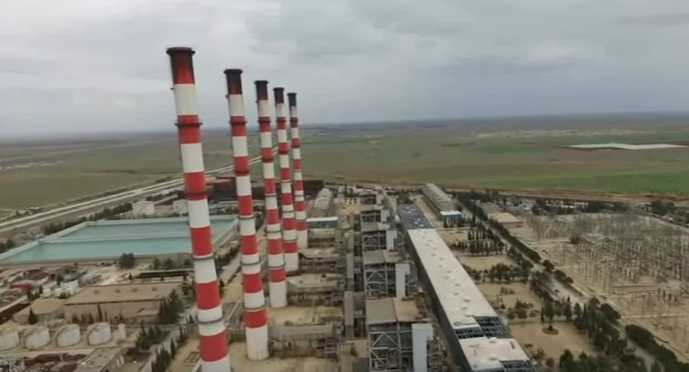 Drone Video Shows Damage Inflicted By Militants To Aleppo Thermal Power Plant