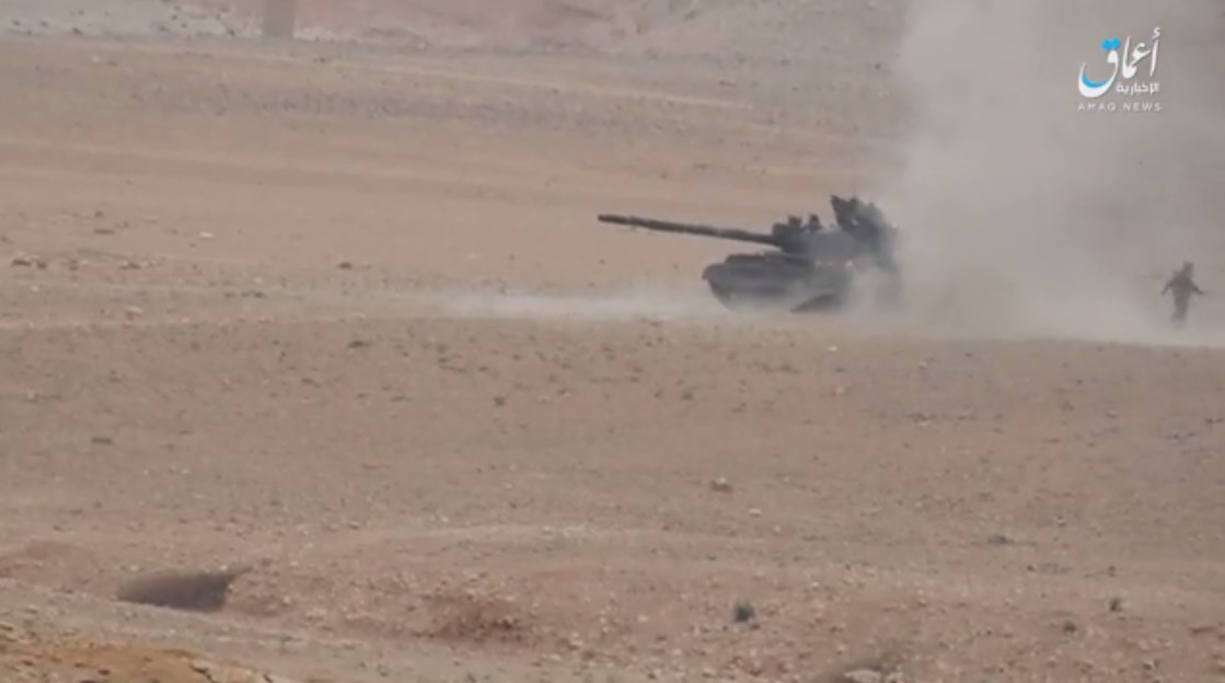 Syrian Army Repels ISIS Attack Northeast Of Palmyra