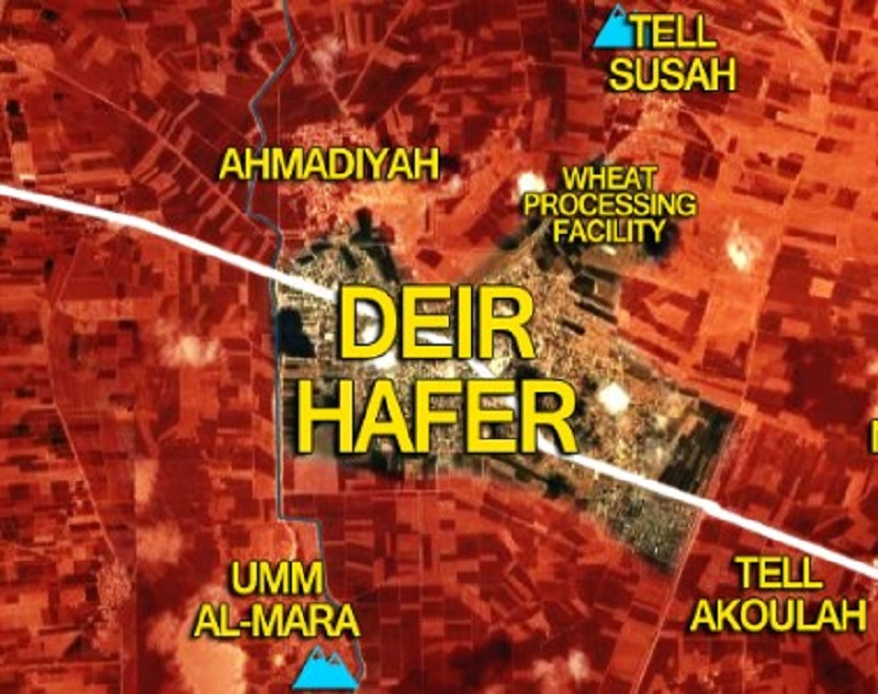 What Is Going On In Deir Hafer