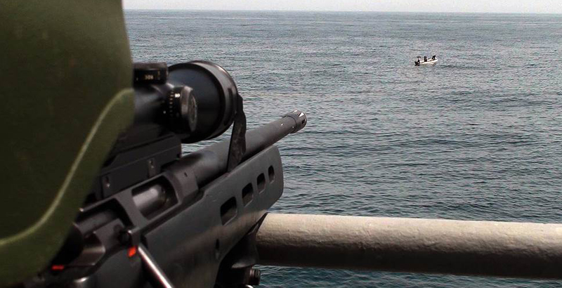 Somali Pirates Make First Successful Attack in Last 5 Years