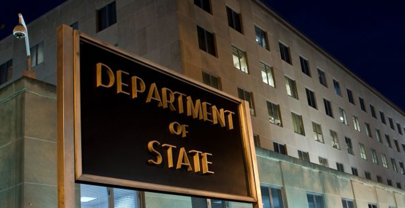 US State Department Employee Charged in Making Contacts with Chinese Agents