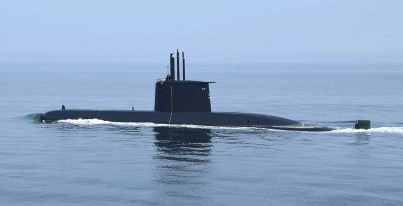 Top Sergeant of Turkish Navy Tried to Break Its Own Submarine