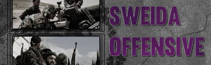 Sweida Offensive