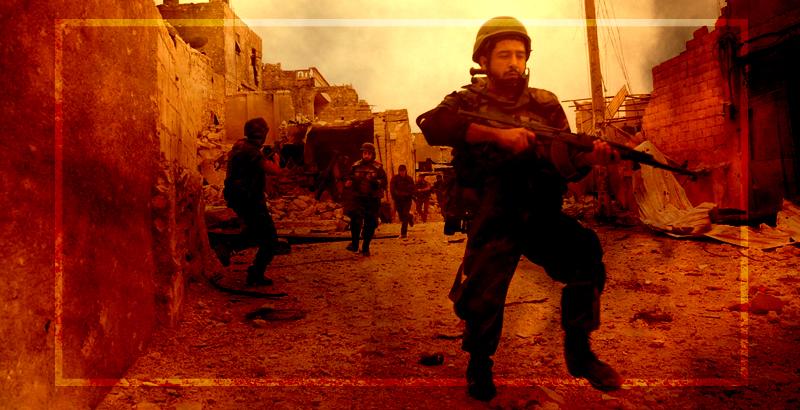 Syrian Army Breaks Through ISIS Defense Line in Hama