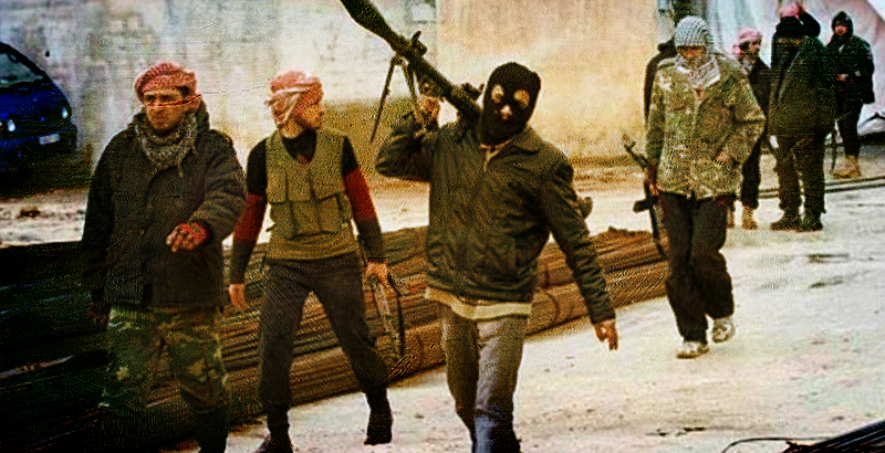 Disagreements Are Growing among Terrorist Groups in Eastern Damascus