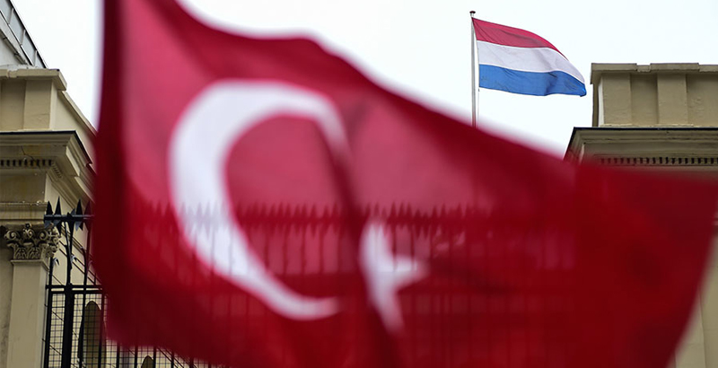 Turkey Bans Dutch Ambassador, Suspends Diplomatic Flights & High-Level Govt Meetings - Deputy PM