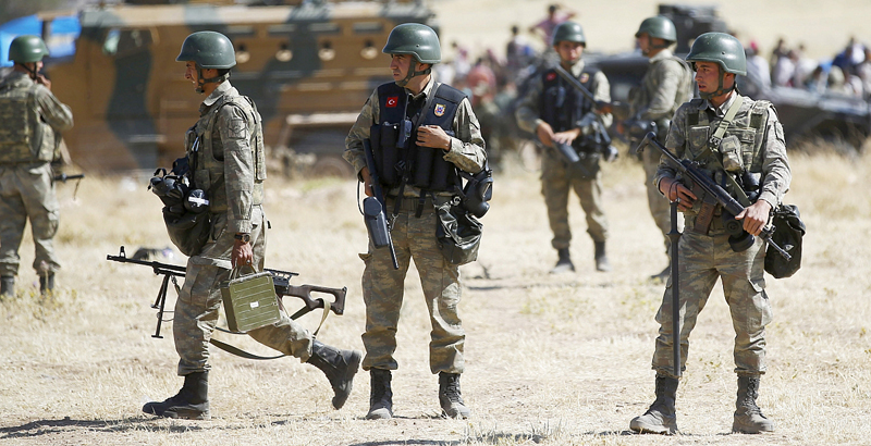 Turkish Army Occupies More Territories in Northern Syria