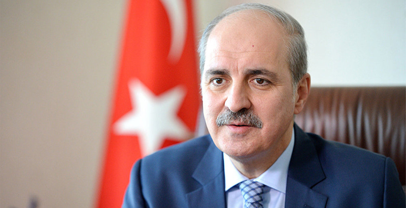 Turkish Deputy PM Believes Terrorists Cannot Be Divided into Good and Bad... But Not Always