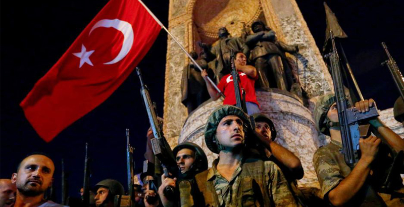 Organizer of Coup Attempt in Turkey Contacted with US Consulate – Media