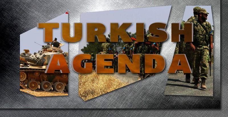 Turkish Agenda In Russia Talks