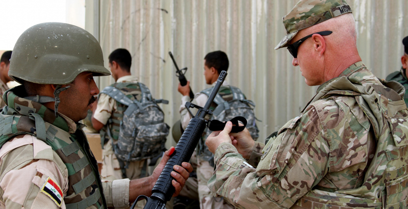 US Trains Iraqi Special Forces that Could Be Used to Eliminate Commanders of Popular Mobilization Units – UNCONFIRMED