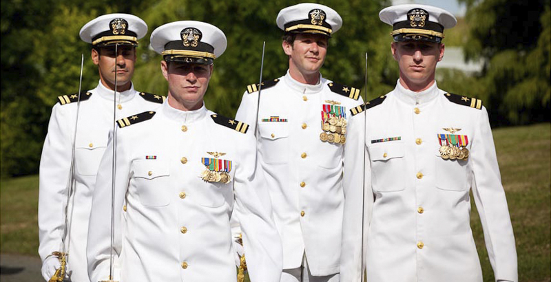 US Navy Officers Traded Classified Data for Services of ...