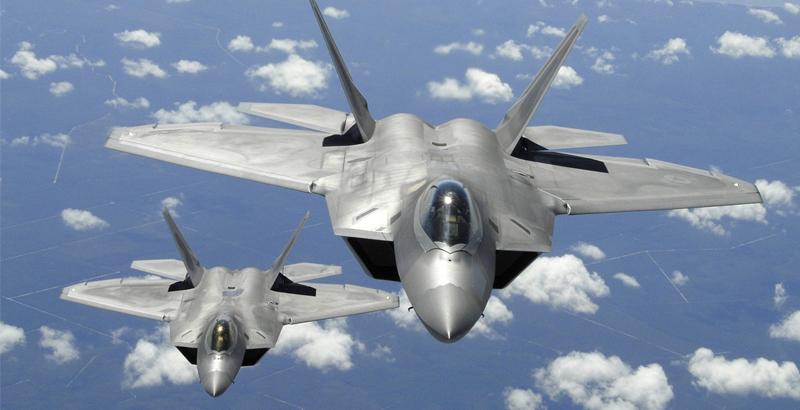 US Air Force Carries out Airstrikes on Raqqa: 6 Civilians Killed