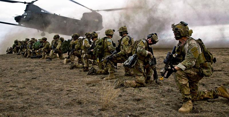 US Prepares Surprise Assault on Raqqa by Ranger Regiment – Reports