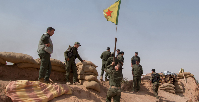 Operation on Raqqa Liberation to Be Started in Early April – YPG