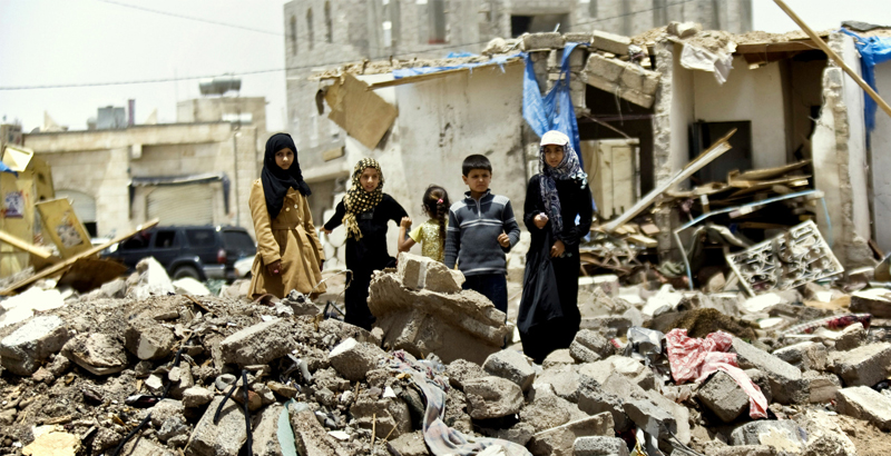 Escalation of Yemeni Conflict Has Catastrophic Impact on Humanitarian Situation