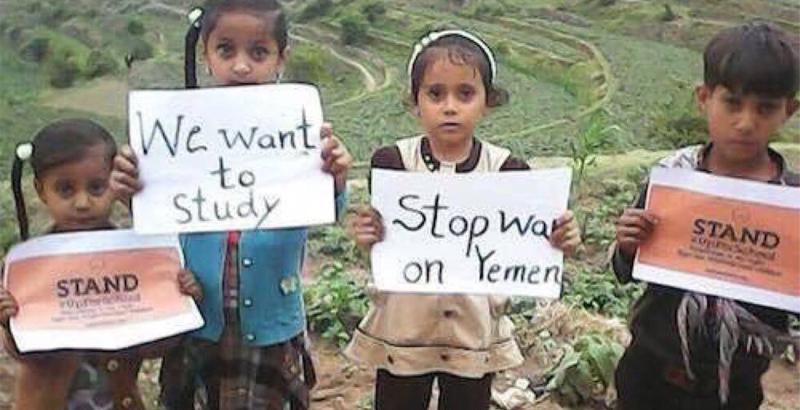 Saudi-Led Coalition Destroyed 2,000 Schools in Yemen
