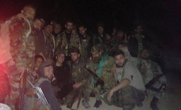 Syrian Army Destroys Tunnels in Kabun Neighborhood in Northern Damascus (Video)