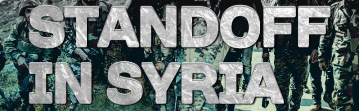 standoff in syria