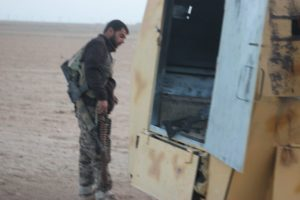 Syrian Democratic Forces Repel ISIS Attack On Shaddadi