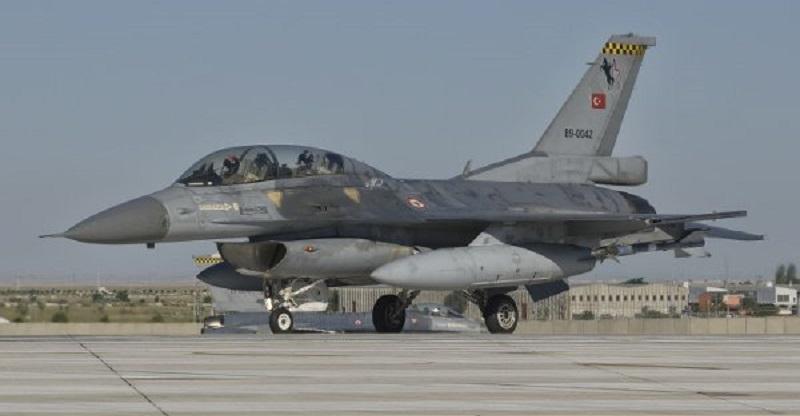 Turkish Warplanes Bomb PKK Positions In Iraq. 14 Kurdish Reebls Killed