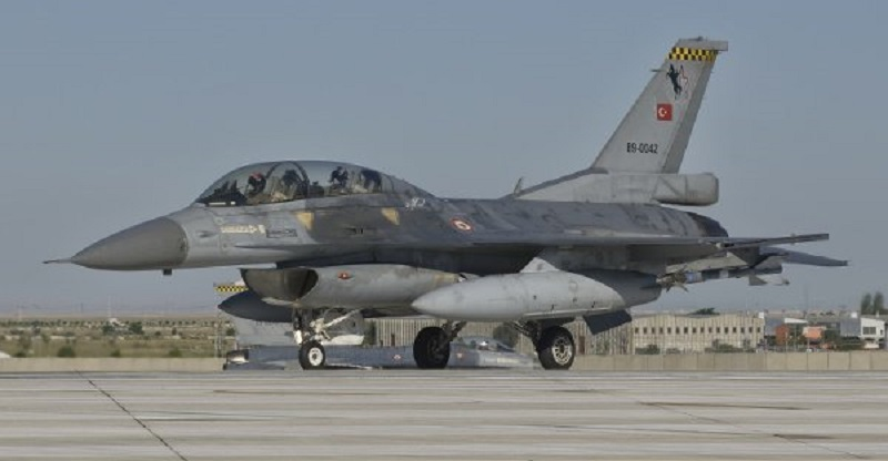Turkish Warplanes Bomb PKK Positions In Iraq. 14 Kurdish Reebls Killed