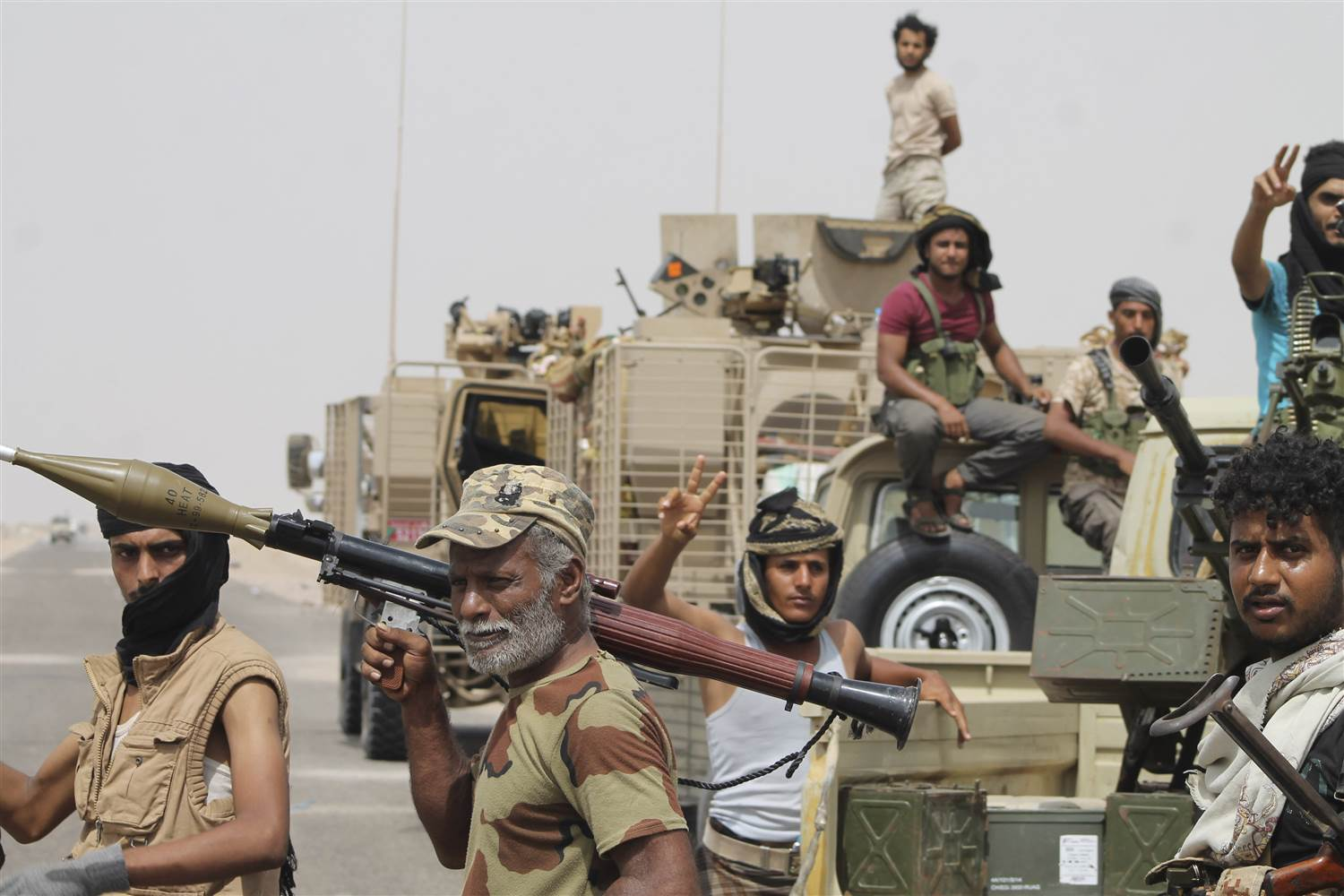 About 100 Pro-Saudi Fighters Killed In Yemen - Reports