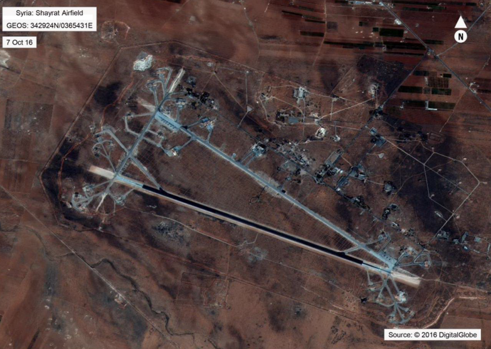 Russian Defense Ministry: Only 23 Out Of 59 Tomahawk Missiles Reached Their Target In Syria