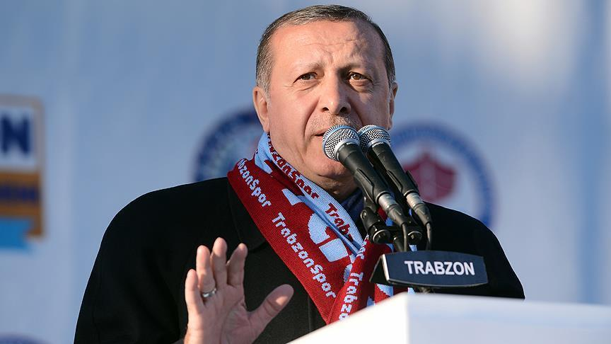 Erdogan Vows New Military Operations In Syria