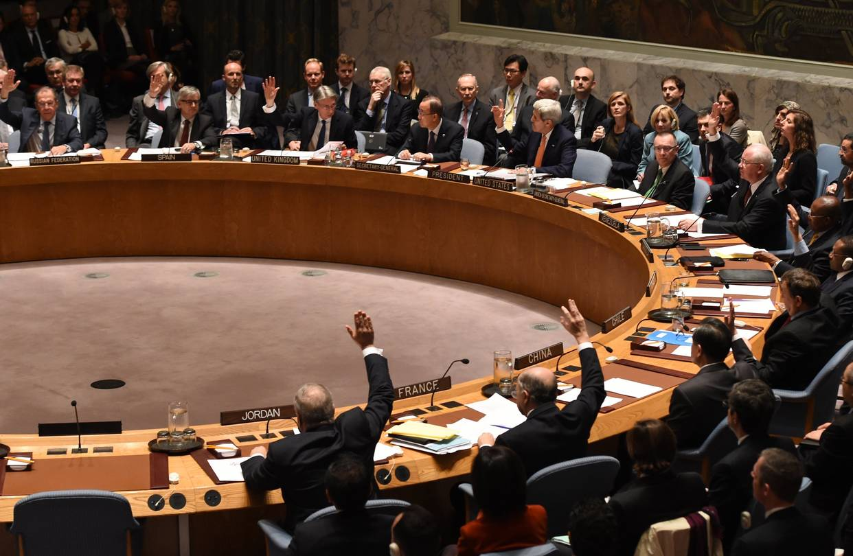 US Threatens Unilateral Action If UN Fails To Act On Alleged Idlib Chemical Attack