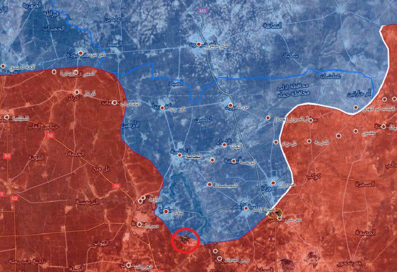Syrian Army Captures Al-Batish Village And Nearby Hill In Northern Hama (Map, Videos)